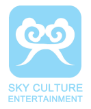 SKY CULTURE ENTERTAINMENT INC LOGO